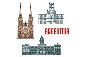 Landmarks of Argentina