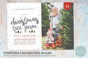 IC039 Christmas Tree Farm Marketing