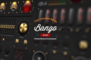 Bango UI Psd kit
