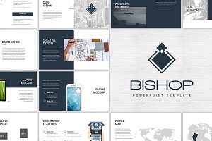 Bishop - PowerPoint Template