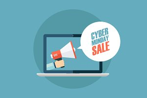 Cyber Monday Sale.
