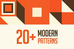 Colorful Modern Patterns