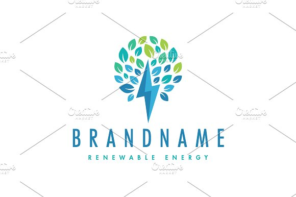 Lightning Tree Logo