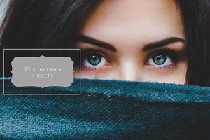 25 lightroom presets