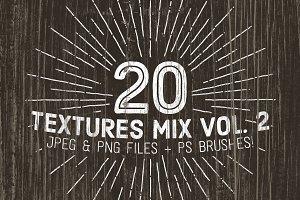 20 Textures Mix Vol. 2