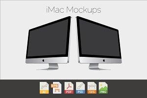 iMac Mockups