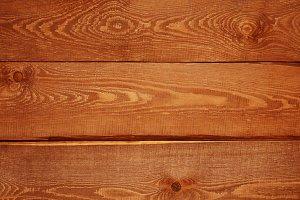 Wooden natural orange background
