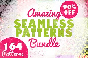 90% OFF Amazing Bundle Patterns