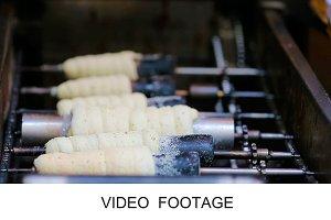 Making Traditional Czech bakery