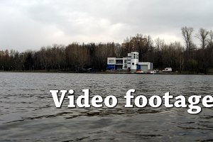 Video/timelapse house of rescuers