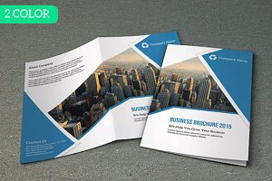 corporate brochure template -v51
