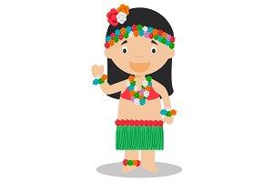Hawaii: Kids of the World Serie