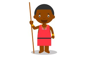 Kenya: Kids of the world Serie