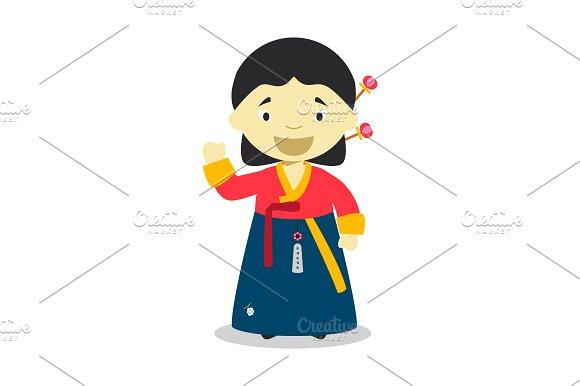 South Korea: Kids of the World Serie