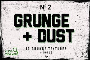 Textures - Grunge Dust 2 (SALE)