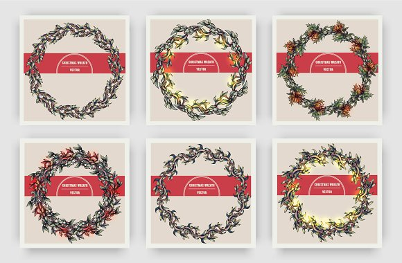 Winter Wreath collection.