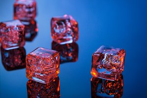 Futuristic ice