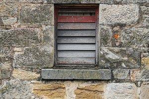 Little Window in the Wall