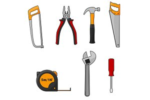 Repair and construction work tools