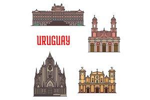 Uruguay architecture landmarks