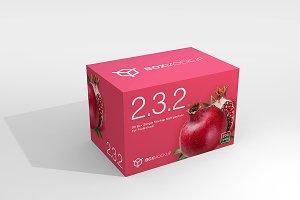 2.3.2 Simple 3D Box Mockup