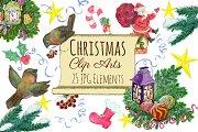 Christmas Clip Arts