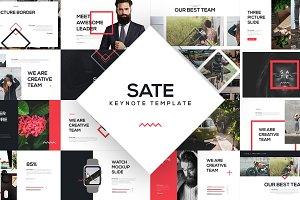 SATE Keynote Template