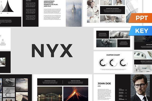 Nyx Presentation Template