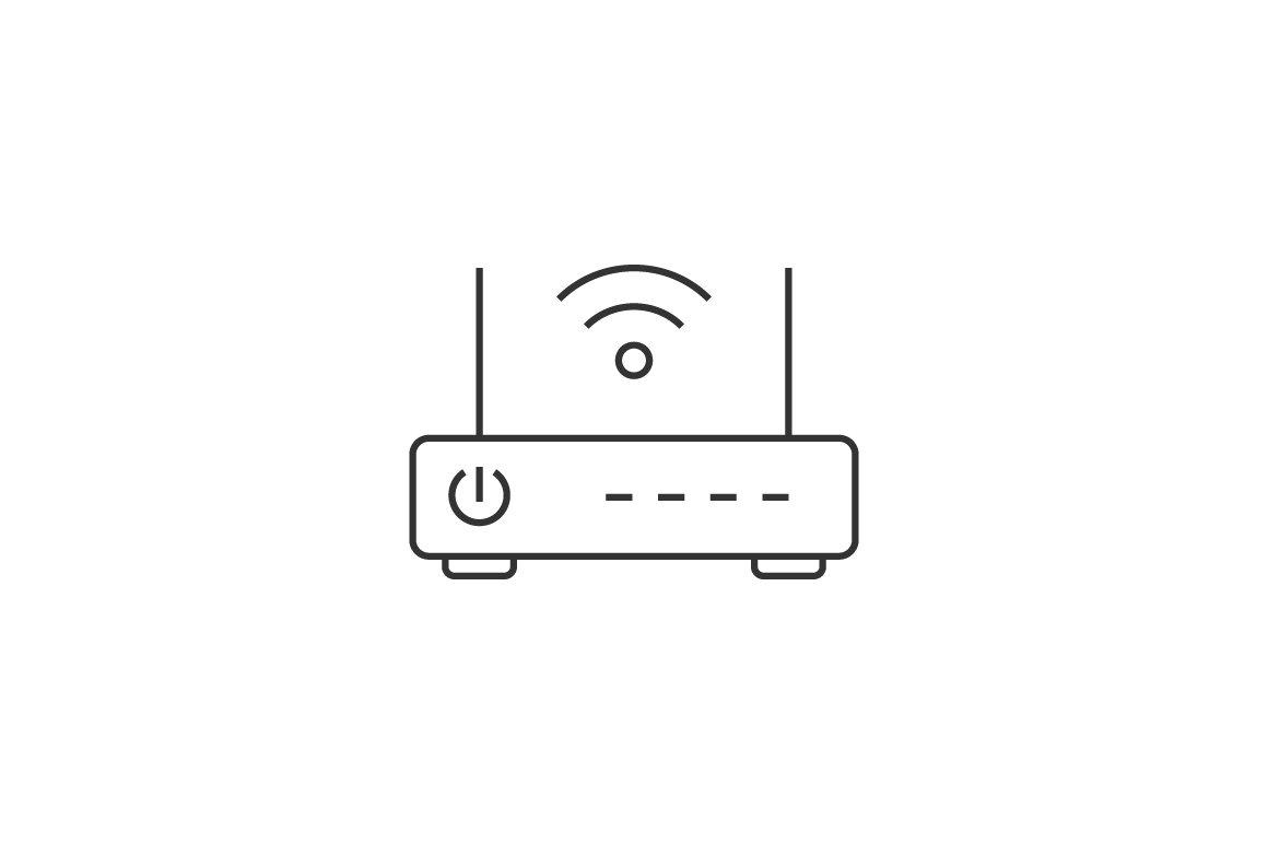 Ziemlich Wlan Router Symbol Zeitgenössisch - Die Besten Elektrischen ...