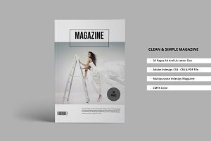 Clean & Simple Magazine