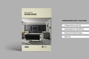 Interior Brochure / Catalogue