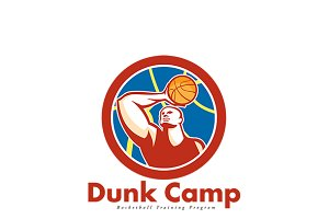 Dunk Camp Basketball Training Progra
