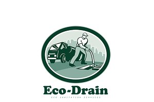 Eco-Drain Sanitation Services Logo