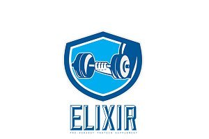 Elixir Pre-Workout Protein Supplemen