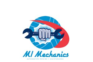 MI Mechanics Automotive Repairs Logo