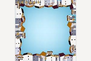 Spain City Pattern