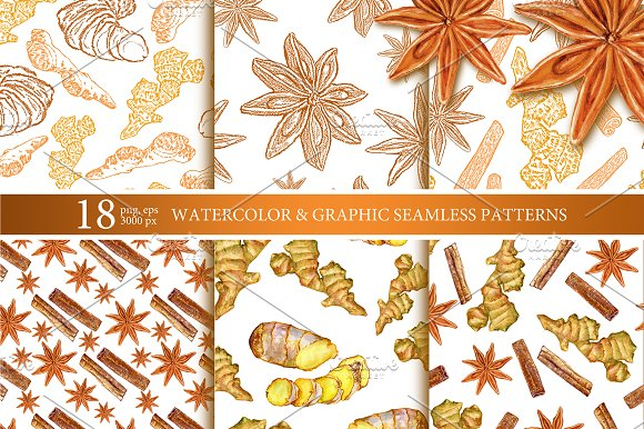 Spice patterns collection in Patterns