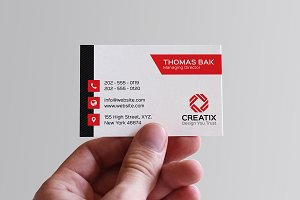 Corporate Business Card 06