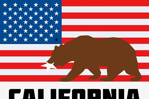 California leave USA. Calexit set