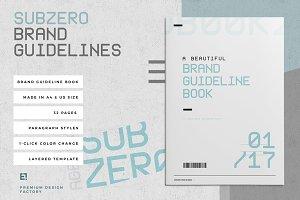 Subzero Brand Guidelines
