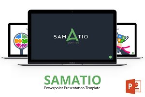 Samatio - Powerpoint Template