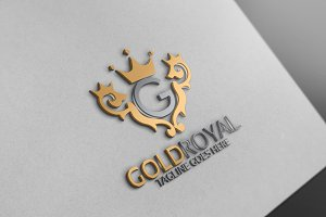 Gold Royal Logo