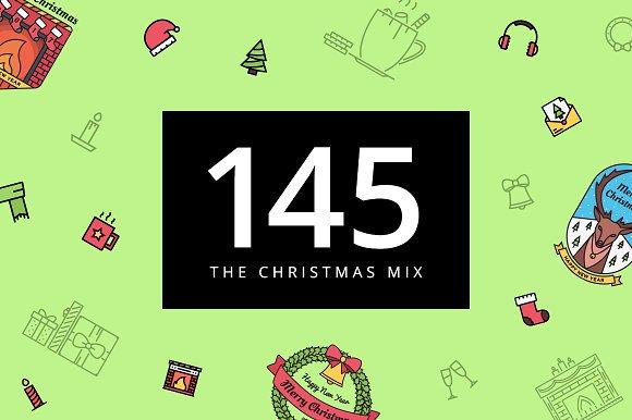 The Christmas Mix 145