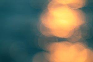 Sea lights.