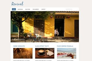 Revival - Small Business WP Theme
