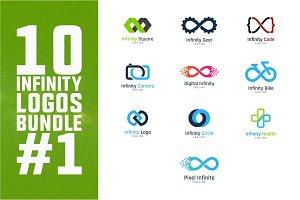 10 Infinity Logo Bundle #1