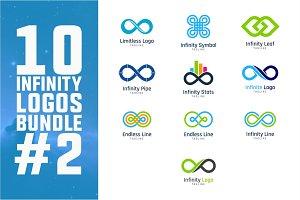 10 Infinity Logo Bundle #2