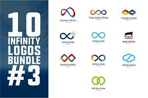 10 Infinity Logo Bundle #3