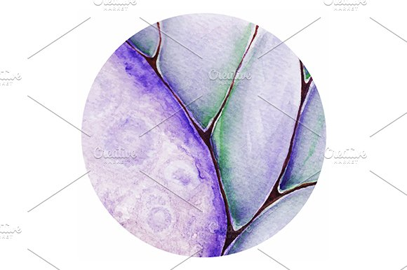 Violet amethyst druse pattern vector in Patterns