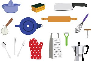 20 kitchen tools